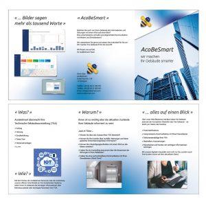 AcoBeSmart Imagebroschüre