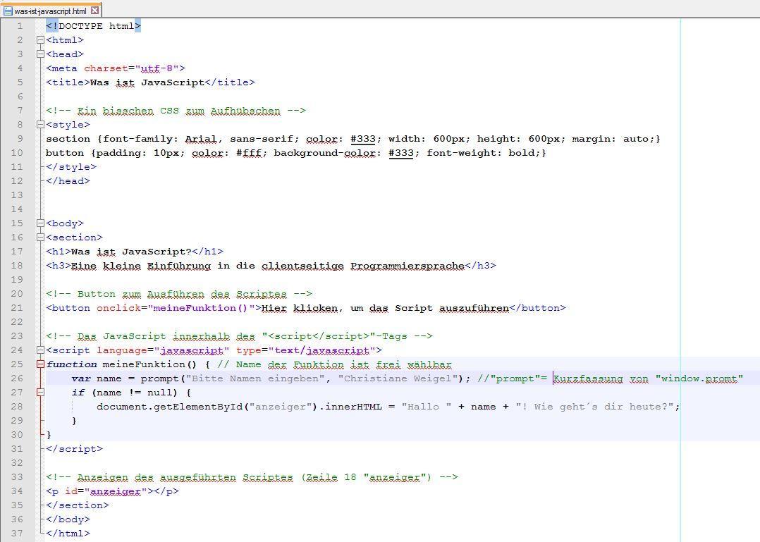 Bild zu Was ist JavaScript 2